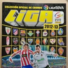 Coleccionismo deportivo: ALBUM VACIO PLANCHA SIN CROMOS LIGA 2013 2013 12 13 ESTE PANINI LALIGA BBVA. Lote 128483462