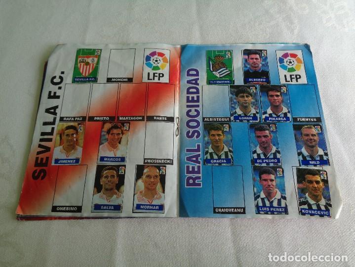 Coleccionismo deportivo: ALBUM DEL CHICLE CAMPEON LFP LIGA 96 97 1996 1997 ( CONTIENE 219 CROMOS ) - Foto 7 - 124005191