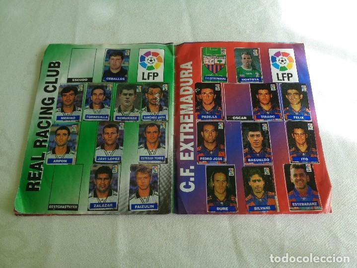 Coleccionismo deportivo: ALBUM DEL CHICLE CAMPEON LFP LIGA 96 97 1996 1997 ( CONTIENE 219 CROMOS ) - Foto 11 - 124005191