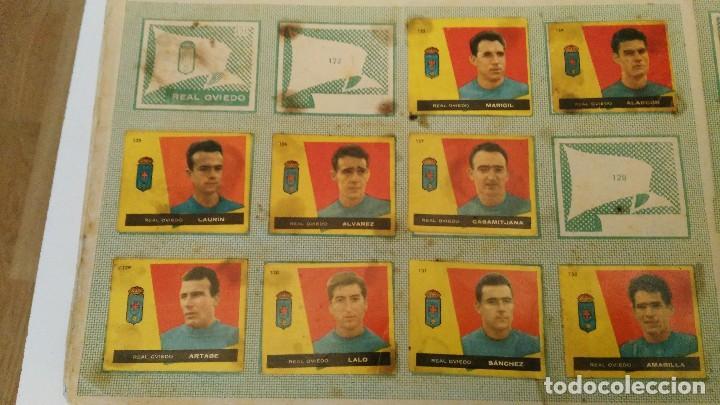 Coleccionismo deportivo: ALBUM CAMPEONES LAS MAS FAMOSAS FIGURAS DEL FUTBOL ESPAÑOL 1960 , EDT BRUGUERA 1959- faltan 56 - Foto 13 - 124049451