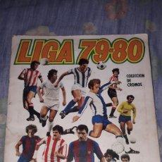 Coleccionismo deportivo: LIGA 79-80 ESTE CON 259 CROMOS FALTAN ULTIMOS FICHAJES .. Lote 125208844