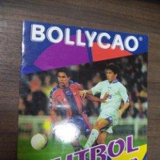 Coleccionismo deportivo: ALBUM INCOMPLETO. FUTBOL LIGA 97- 98. POCOS CROMOS. VER FOTOS. BOLLYCAO. 30 X 22 CM.. Lote 125283039