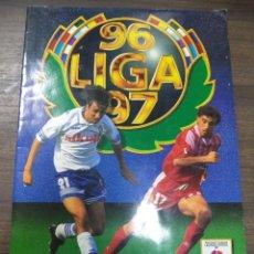Coleccionismo deportivo: ALBUM INCOMPLETO. LIGA 96- 97. IDEAL PARA CROMOS. COLECCIONES ESTE. 34 X 24,5 CM.. Lote 125383655