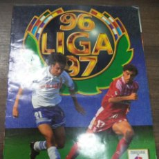 Coleccionismo deportivo: ALBUM INCOMPLETO. LIGA 96- 97. FALTAN 3 CROMOS Y 11 ULTIMOS FICHAJES. COLECCIONES ESTE. CON DOBLE.. Lote 125383699