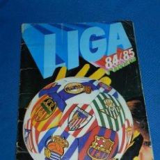 Coleccionismo deportivo: ALBUM LIGA 84 / 85 1 DIVISION , COLACAS Y FICHAJES , FALTAN 68 CROMOS , EDC ESTE 1984. Lote 125730847