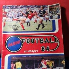Coleccionismo deportivo: ÁLBUM DE CROMOS FÚTBOL FRANCÉS TEMPORADA 1983-84 - 309 DE 500 CROMOS. Lote 126204402