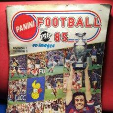 Coleccionismo deportivo: ÁLBUM DE CROMOS FÚTBOL FRANCÉS TEMPORADA 1984-85 - 459 DE 468 CROMOS - PANINI, 1984. Lote 126205619