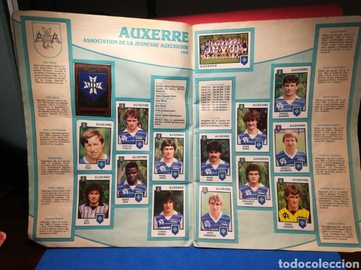 Sammelleidenschaft Sport: Álbum de cromos fútbol francés Temporada 1984-85 - 459 de 468 cromos - Panini, 1984 - Foto 4 - 126205619