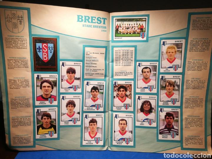 Sammelleidenschaft Sport: Álbum de cromos fútbol francés Temporada 1984-85 - 459 de 468 cromos - Panini, 1984 - Foto 7 - 126205619