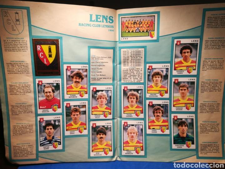 Sammelleidenschaft Sport: Álbum de cromos fútbol francés Temporada 1984-85 - 459 de 468 cromos - Panini, 1984 - Foto 9 - 126205619