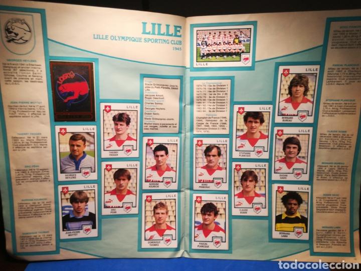 Sammelleidenschaft Sport: Álbum de cromos fútbol francés Temporada 1984-85 - 459 de 468 cromos - Panini, 1984 - Foto 10 - 126205619