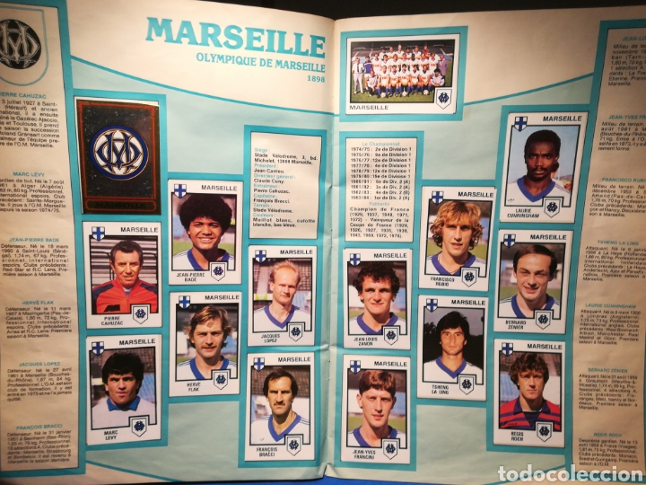 Sammelleidenschaft Sport: Álbum de cromos fútbol francés Temporada 1984-85 - 459 de 468 cromos - Panini, 1984 - Foto 11 - 126205619