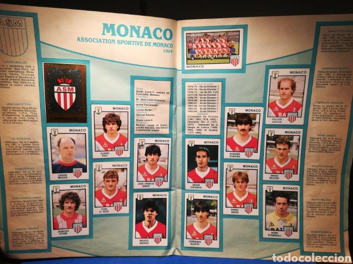 Sammelleidenschaft Sport: Álbum de cromos fútbol francés Temporada 1984-85 - 459 de 468 cromos - Panini, 1984 - Foto 13 - 126205619