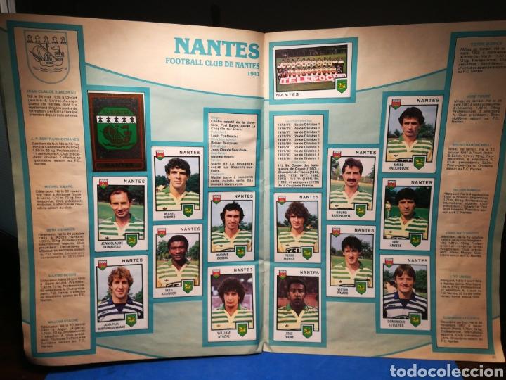 Sammelleidenschaft Sport: Álbum de cromos fútbol francés Temporada 1984-85 - 459 de 468 cromos - Panini, 1984 - Foto 15 - 126205619