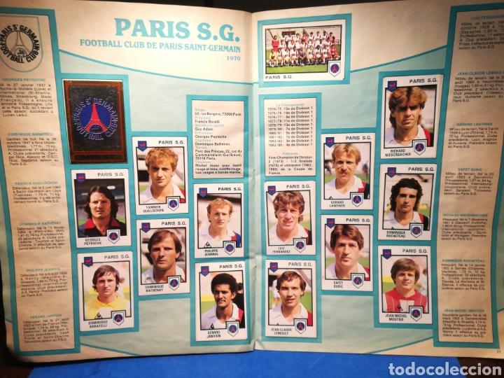 Sammelleidenschaft Sport: Álbum de cromos fútbol francés Temporada 1984-85 - 459 de 468 cromos - Panini, 1984 - Foto 16 - 126205619