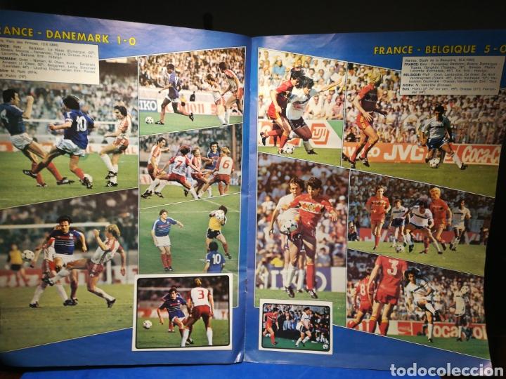 Sammelleidenschaft Sport: Álbum de cromos fútbol francés Temporada 1984-85 - 459 de 468 cromos - Panini, 1984 - Foto 18 - 126205619