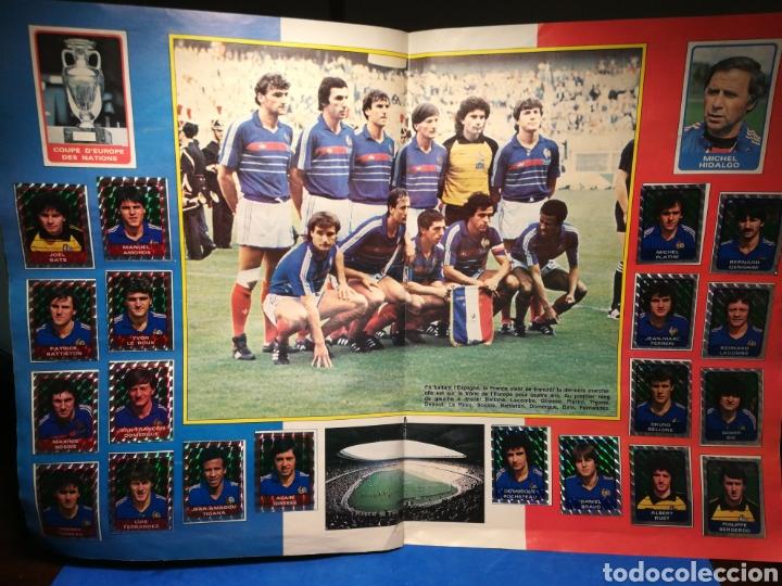Sammelleidenschaft Sport: Álbum de cromos fútbol francés Temporada 1984-85 - 459 de 468 cromos - Panini, 1984 - Foto 20 - 126205619