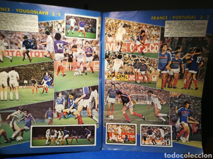 Sammelleidenschaft Sport: Álbum de cromos fútbol francés Temporada 1984-85 - 459 de 468 cromos - Panini, 1984 - Foto 21 - 126205619