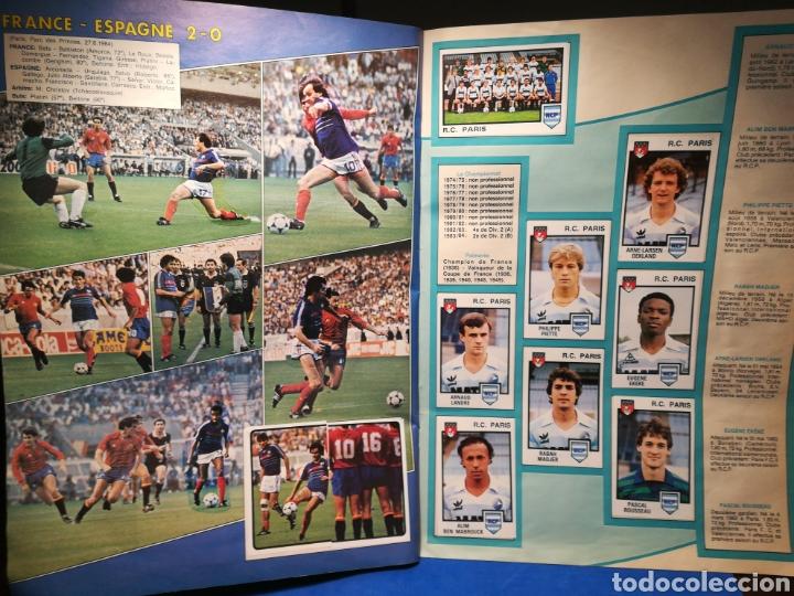 Sammelleidenschaft Sport: Álbum de cromos fútbol francés Temporada 1984-85 - 459 de 468 cromos - Panini, 1984 - Foto 22 - 126205619