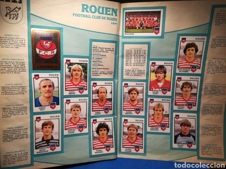 Sammelleidenschaft Sport: Álbum de cromos fútbol francés Temporada 1984-85 - 459 de 468 cromos - Panini, 1984 - Foto 23 - 126205619
