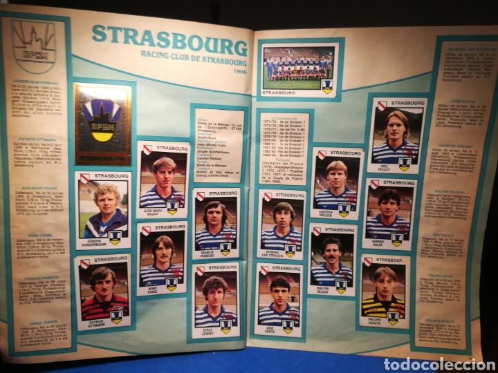 Sammelleidenschaft Sport: Álbum de cromos fútbol francés Temporada 1984-85 - 459 de 468 cromos - Panini, 1984 - Foto 25 - 126205619