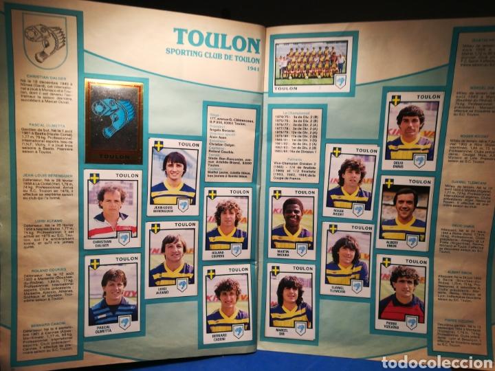 Sammelleidenschaft Sport: Álbum de cromos fútbol francés Temporada 1984-85 - 459 de 468 cromos - Panini, 1984 - Foto 27 - 126205619