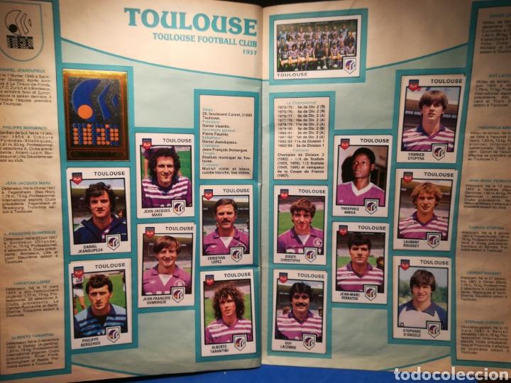Sammelleidenschaft Sport: Álbum de cromos fútbol francés Temporada 1984-85 - 459 de 468 cromos - Panini, 1984 - Foto 28 - 126205619