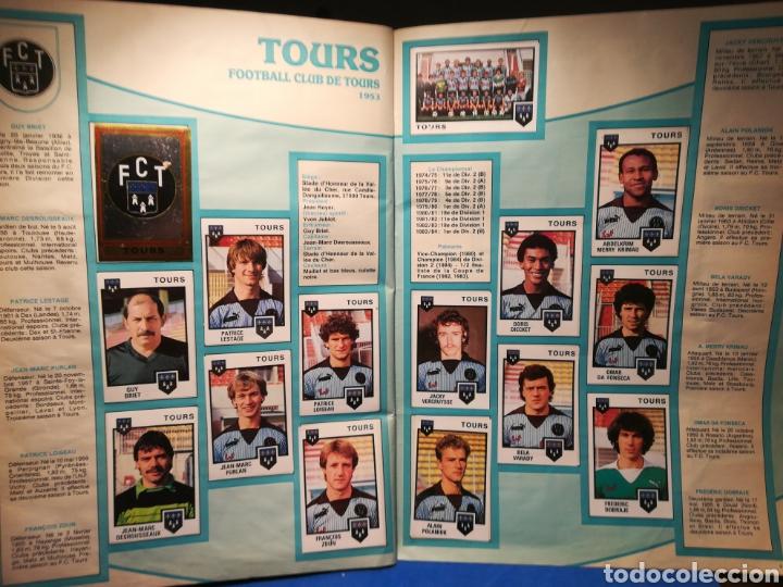 Sammelleidenschaft Sport: Álbum de cromos fútbol francés Temporada 1984-85 - 459 de 468 cromos - Panini, 1984 - Foto 30 - 126205619