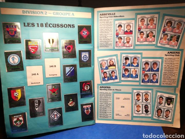 Sammelleidenschaft Sport: Álbum de cromos fútbol francés Temporada 1984-85 - 459 de 468 cromos - Panini, 1984 - Foto 32 - 126205619