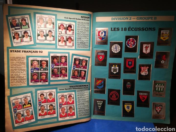 Sammelleidenschaft Sport: Álbum de cromos fútbol francés Temporada 1984-85 - 459 de 468 cromos - Panini, 1984 - Foto 41 - 126205619