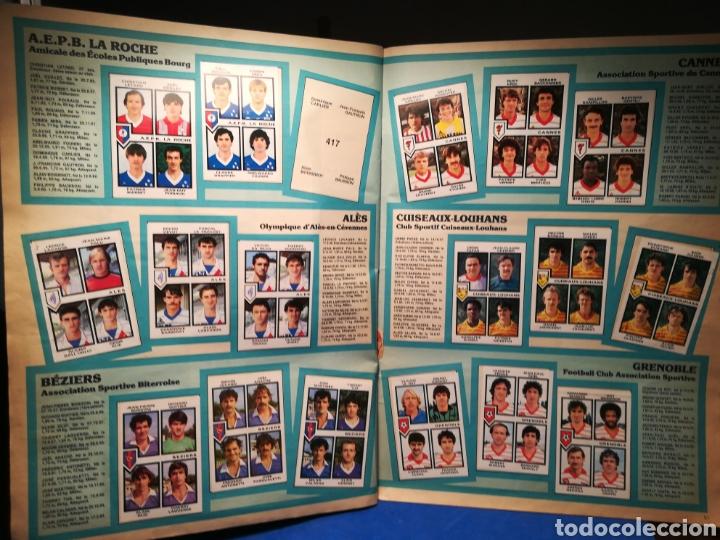 Sammelleidenschaft Sport: Álbum de cromos fútbol francés Temporada 1984-85 - 459 de 468 cromos - Panini, 1984 - Foto 44 - 126205619