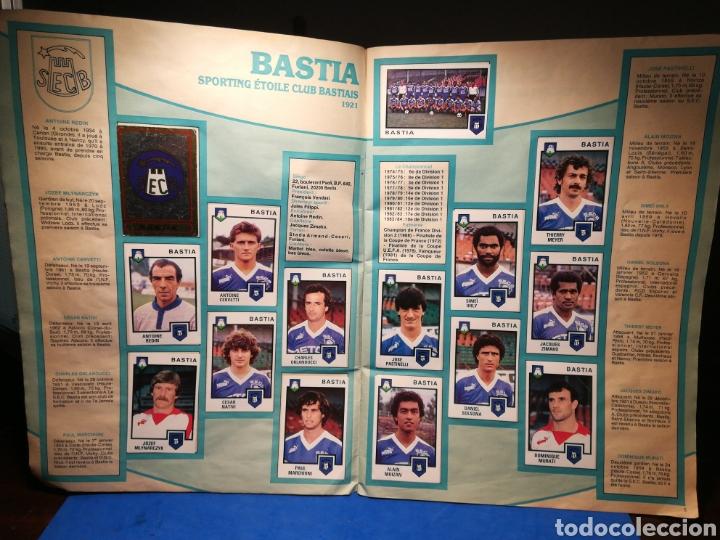 Sammelleidenschaft Sport: Álbum de cromos fútbol francés Temporada 1984-85 - 459 de 468 cromos - Panini, 1984 - Foto 49 - 126205619