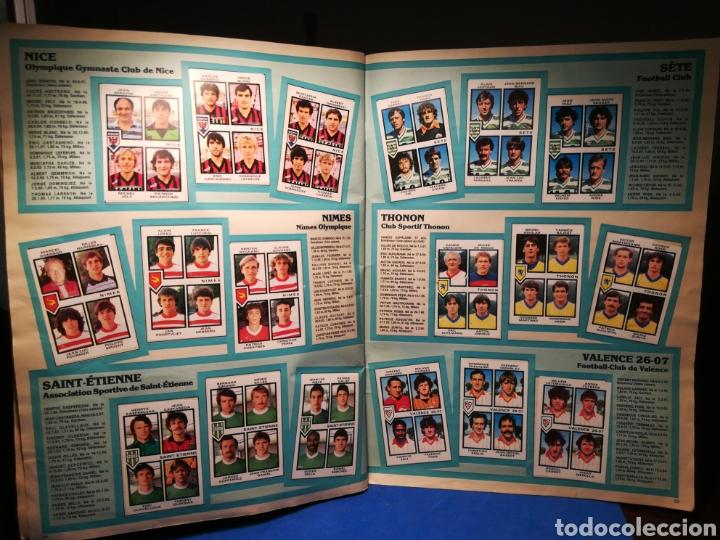 Sammelleidenschaft Sport: Álbum de cromos fútbol francés Temporada 1984-85 - 459 de 468 cromos - Panini, 1984 - Foto 50 - 126205619