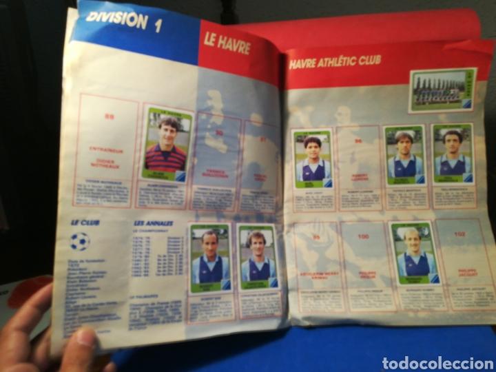 Coleccionismo deportivo: Álbum de cromos fútbol francés temporada 1985-86 (189 de 474 cromos) Panini, 1985 - Foto 10 - 126219732