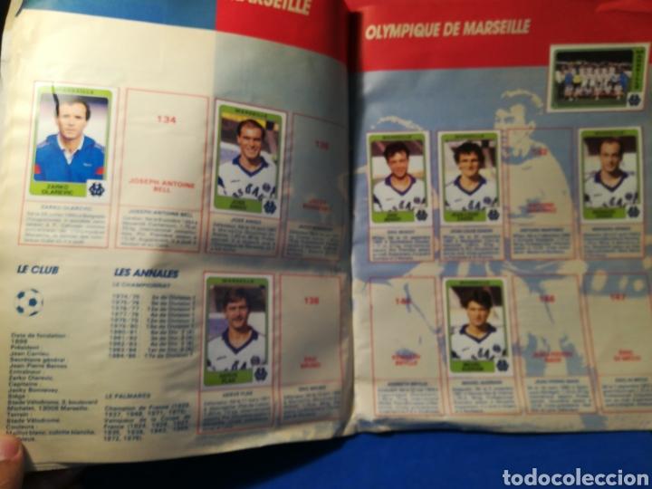 Coleccionismo deportivo: Álbum de cromos fútbol francés temporada 1985-86 (189 de 474 cromos) Panini, 1985 - Foto 13 - 126219732