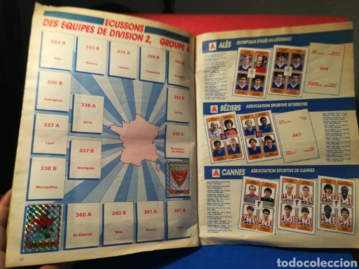 Coleccionismo deportivo: Álbum de cromos fútbol francés temporada 1985-86 (189 de 474 cromos) Panini, 1985 - Foto 25 - 126219732