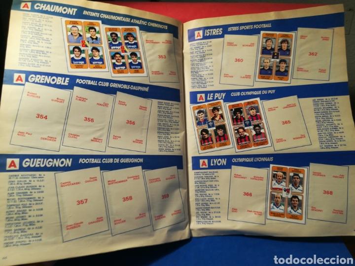 Coleccionismo deportivo: Álbum de cromos fútbol francés temporada 1985-86 (189 de 474 cromos) Panini, 1985 - Foto 27 - 126219732