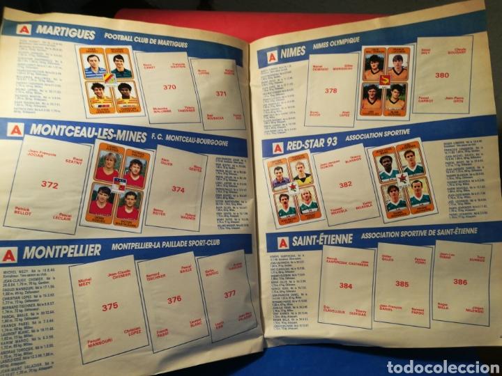 Coleccionismo deportivo: Álbum de cromos fútbol francés temporada 1985-86 (189 de 474 cromos) Panini, 1985 - Foto 29 - 126219732