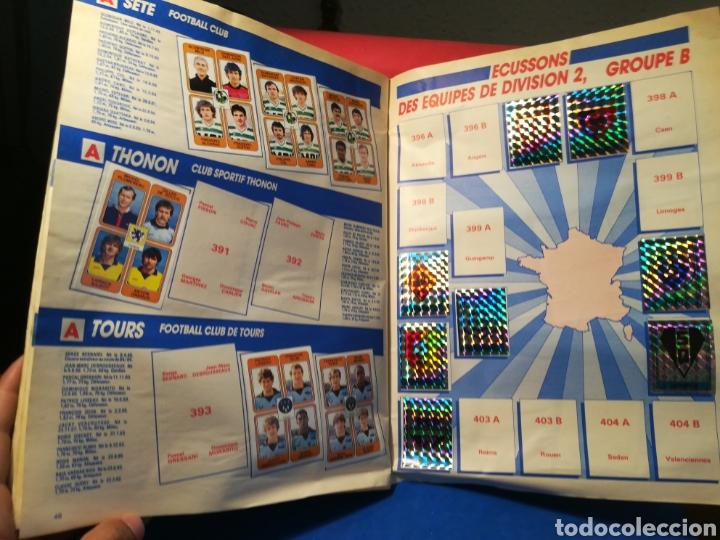 Coleccionismo deportivo: Álbum de cromos fútbol francés temporada 1985-86 (189 de 474 cromos) Panini, 1985 - Foto 31 - 126219732