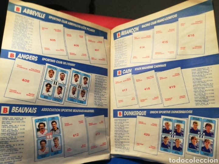 Coleccionismo deportivo: Álbum de cromos fútbol francés temporada 1985-86 (189 de 474 cromos) Panini, 1985 - Foto 33 - 126219732