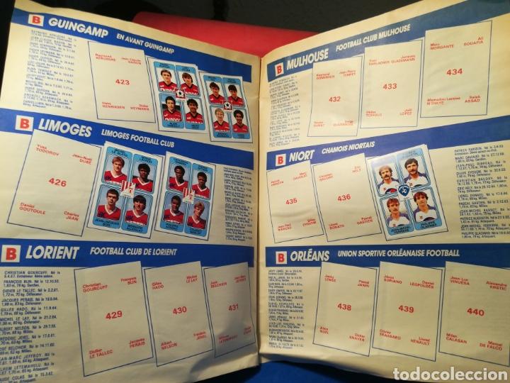 Coleccionismo deportivo: Álbum de cromos fútbol francés temporada 1985-86 (189 de 474 cromos) Panini, 1985 - Foto 35 - 126219732