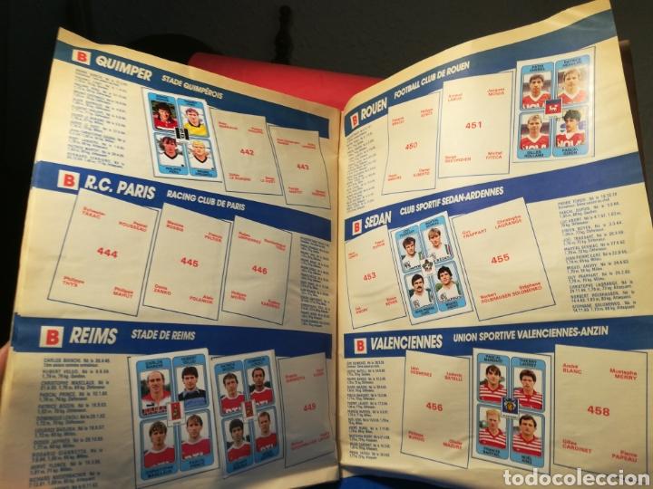 Coleccionismo deportivo: Álbum de cromos fútbol francés temporada 1985-86 (189 de 474 cromos) Panini, 1985 - Foto 37 - 126219732