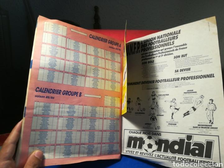 Coleccionismo deportivo: Álbum de cromos fútbol francés temporada 1985-86 (189 de 474 cromos) Panini, 1985 - Foto 39 - 126219732
