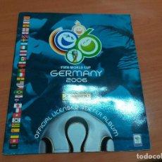 Coleccionismo deportivo: ALBUM ALEMANIA 2006. Lote 126459619