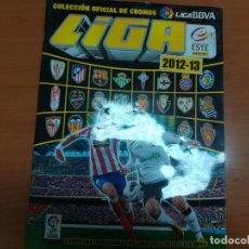 Coleccionismo deportivo: ALBUM LIGA 2012-2013. Lote 126459875