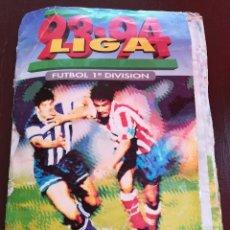 Coleccionismo deportivo: ÁLBUM DE CROMOS FÚTBOL ESTE LIGA 93 94 1993-1994 CON 385 CROMOS - FOTOS DE TODAS LA HOJAS. Lote 126472803