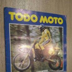 Coleccionismo deportivo: TODO MOTO COMIC ROMO 1983 INCOMPLETO. Lote 126695439