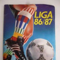 Coleccionismo deportivo: EDICIONES ESTE 1986-87 FALTAN 3 CROMOS Y 7 FICHAJES. Lote 126745775