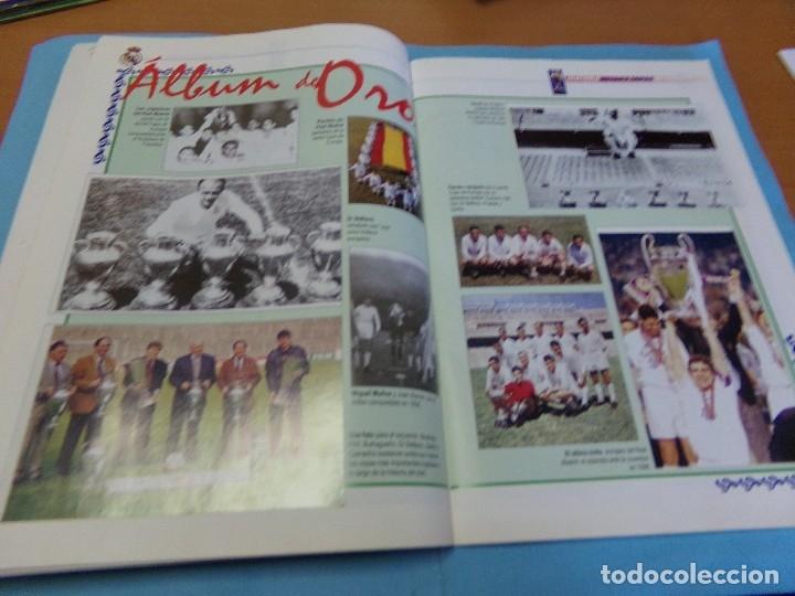 Coleccionismo deportivo: album Historia de las 7 copas del Real Madrid,faltan 6 cromos - Foto 2 - 127616047