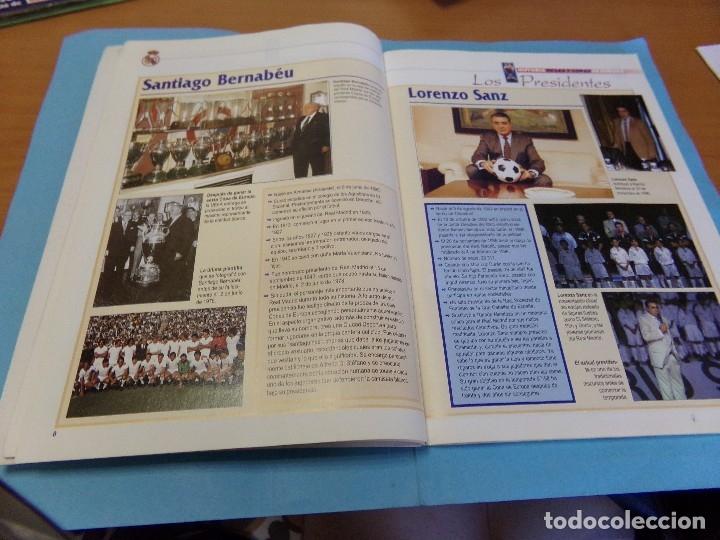 Coleccionismo deportivo: album Historia de las 7 copas del Real Madrid,faltan 6 cromos - Foto 3 - 127616047